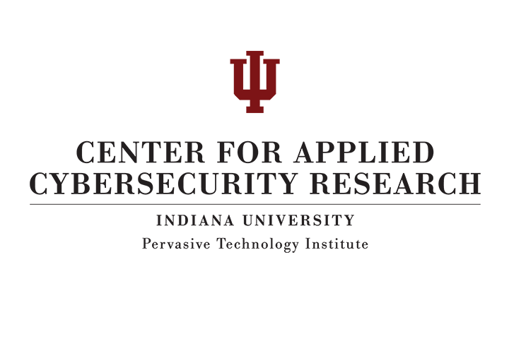 Indiana University Center for Applied Cybersecurity Research