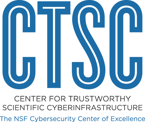 Center for Trustworthy Scientific Cyberinfrastructure Website